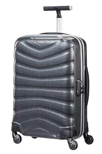 Samsonite Firelite – Spinner S Bagaglio a Mano, 55 cm, 35 l, grigio carbone