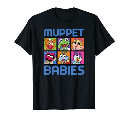 Disney Muppet Babies Squares T-Shirt