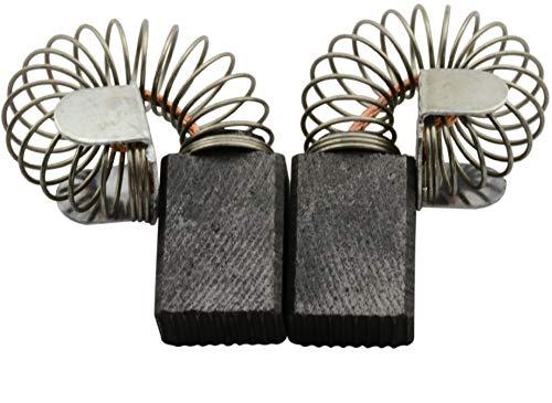Buildalot Specialty Kohlebürsten ca-17-38084 für Protool Bohrmaschine DRP 16 E-1-6,3x10x14mm - Mit Automatischer Abschaltung, Federn, Kabel und Stecker - Ersatz für Originalteile 627002 & 627034