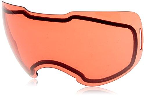 Oakley Unisex Airbrake Ersatzsonnenbrillengläser, rosa, Einheitsgröße