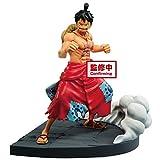 Last level- Banpresto Figure One Piece Luffy Worst 13 Cm Muñecos acción, Multicolor (BP17102)