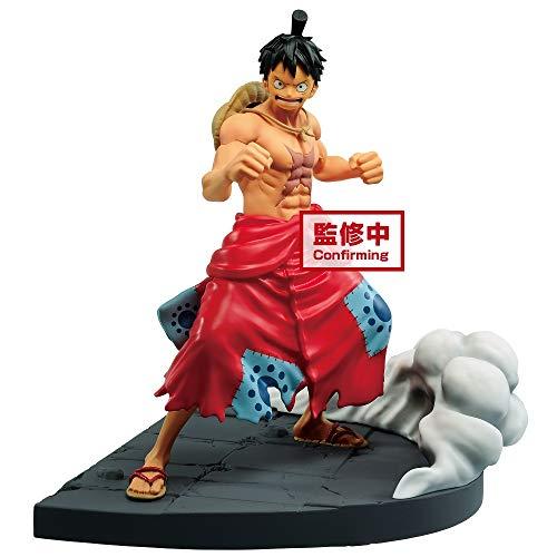 Branpresto- Banpresto Figure One Piece Luffy Worst...