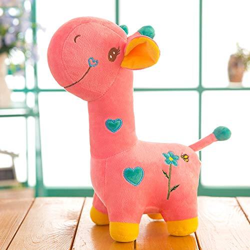 feimeifen Fawn Plush Toy Cartoon Giraffe Pillow 35cm I
