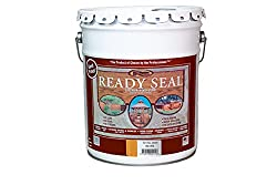 Ready Seal 512 5-Gallon Pail Natural Cedar Exterior Wood Stain and Sealer review
