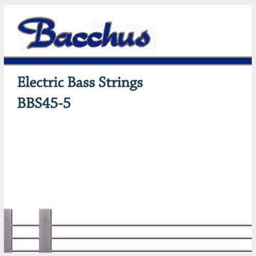 『BACCHUS EB Strings BBS45-5 45-130 5弦用エレキベース弦』のトップ画像