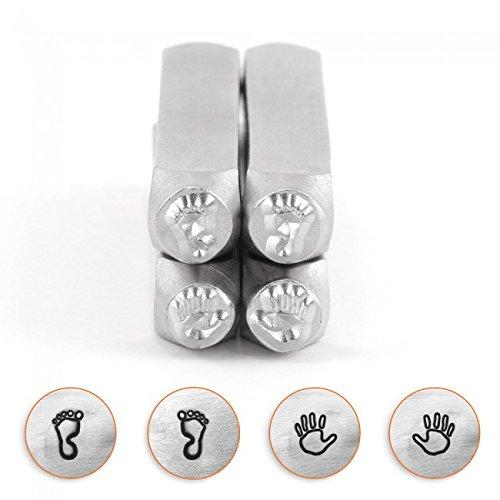 metal stamp feet - 4