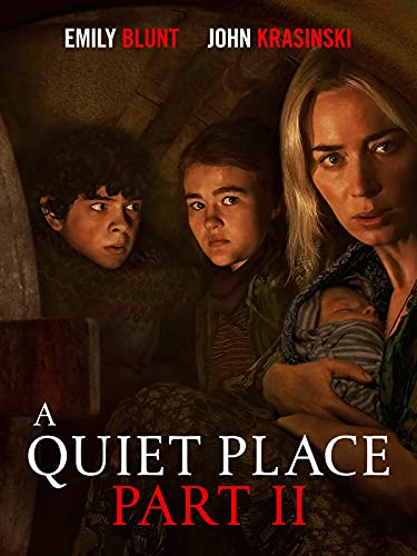 A Quiet Place Part II (4K UHD)