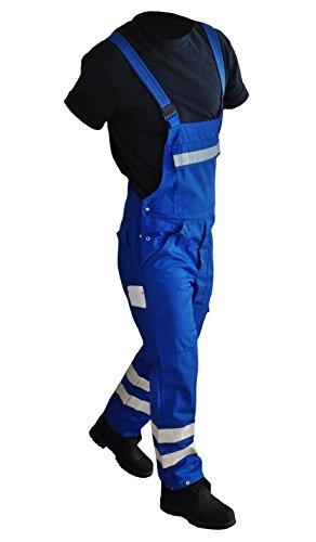 Arbeitshose Warnschutzhose Arbeitslatzhose Berufshose Damen Herren Hose Blaumann Arbeitskleidung Berufsbekleidung Warnschutzkleidung Warnschutz...