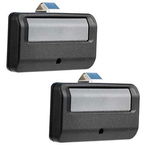 2 Garage Door Remote for Sears/Craftsman/Liftmaster Opener (1-Button)
