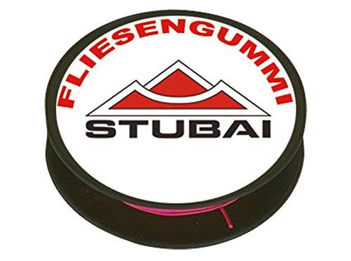 Stubai Fliesengummi auf Spule Ø 1 mm 10 m weiss