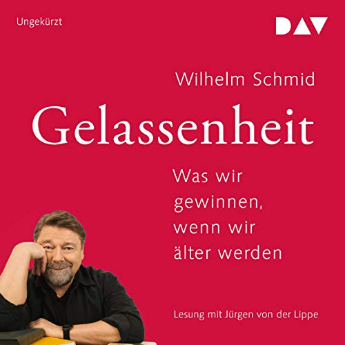 Gelassenheit audiobook cover art
