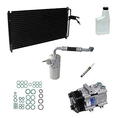 New A/C Compressor and Component Kit KT 4152A - F-150 F-250 Lobo