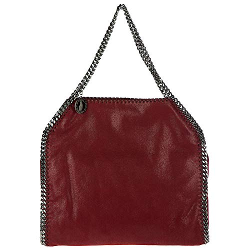 Stella McCartney borsa a mano falabella small donna ruby
