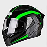 Casco de Moto Motocross Casco de Moto Casco de Moto Casco de Moto Bluetooth LV M