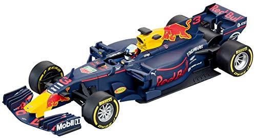 Carrera 20030819 30819 Red Bull Racing Tag Heuer RB13 D. Ricciardo No. 3 1: 32 Scale Digital 132 Slot Car Racing Vehicle, Blue