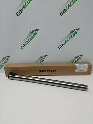 Miele Pieza original del acero inoxidable de la parte superior del tubo de succión # 5308431