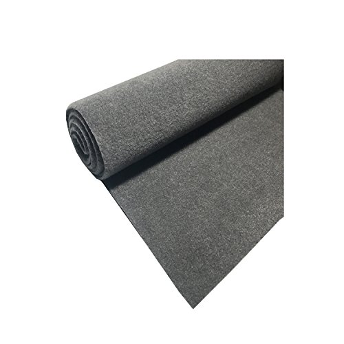 PRC Marine Upholstery Durable Un-Backed Automotive Trim Carpet 72