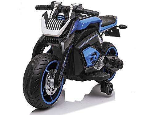 RIDE TRIKE Moto Batería 12v. Sport M1200 Azul