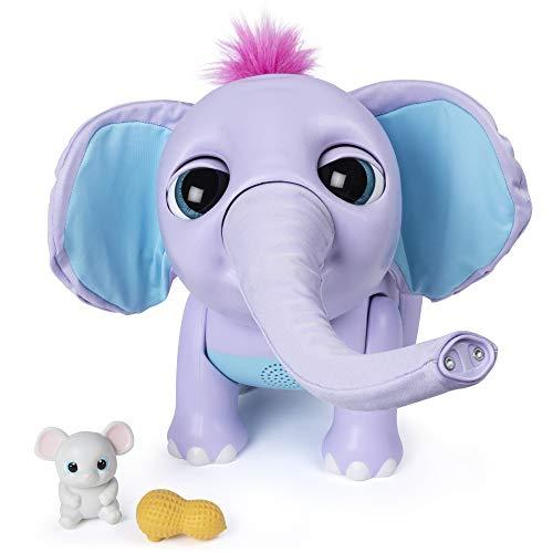 Bizak Juno el Bebé Elefante Mascota Interactiva