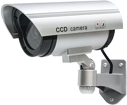 iiquu 914884-B1 Dummy Kamera, inkl. Batterien (2 x AA)