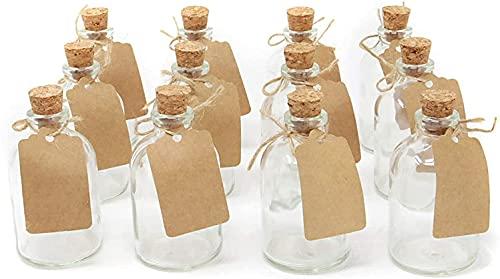 Botellas De Cristal Decorativas Grandes Marca casavetro