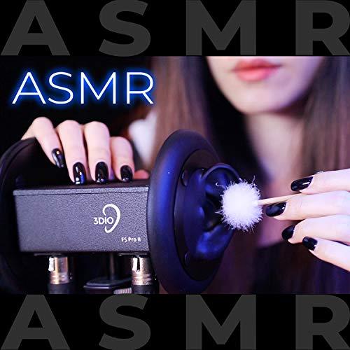 A.S.M.R 3Dio FS Pro II Mic Test, Ear Massage, Cleaning Etc (No Talking)
