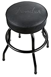 Fender Blackout Barstool - Best Guitar Stools