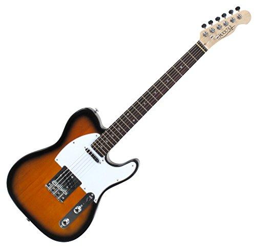 Rocktile Pro TL100-SB E-Gitarre 2-Tone Sunburst