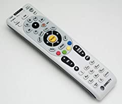 Compatible in IR mode with most DirecTV receivers Built-in RF feature allows the remote to control the receiver without having to point it at the receiver Receivers with compatible RF include R16, R22, H21, H22, H23, H24, HR21, HR22, HR23, HR24, HR34...