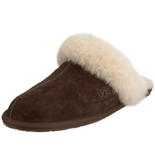 UGG W Scuffette II, Zapatillas de Estar...