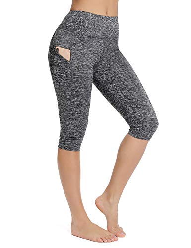 FITTOO Women's Capris Workout Le...