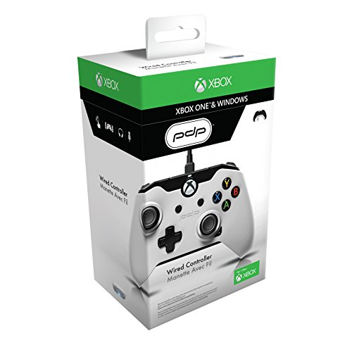Manette Afterglow pour Xbox One - blanc