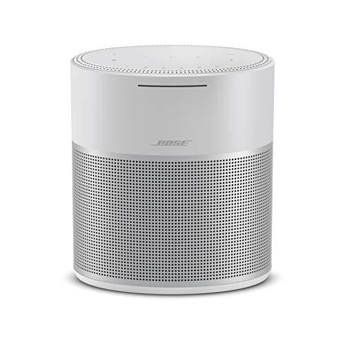 Bose Home Speaker 300, mit Amazon Alexa eingebaut, Silber