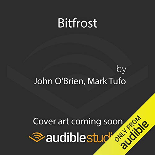 Bitfrost audiobook cover art