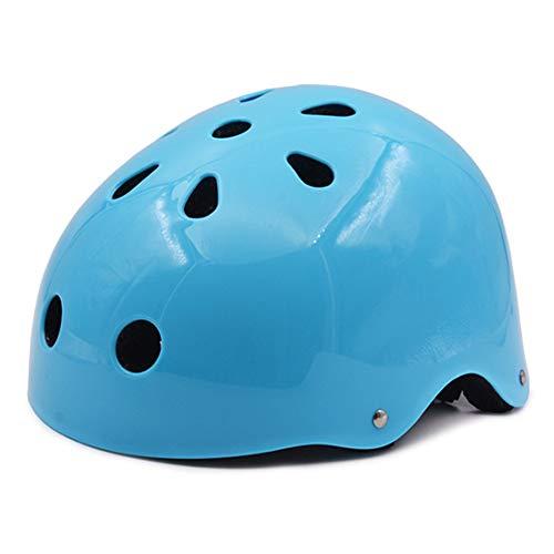 QZPDP Casco Monopatín Infantil, Casco de la Bici, Bicicleta de montaña Casco,...