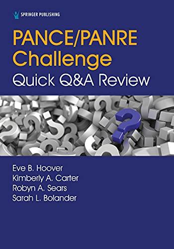 PANCE/PANRE Challenge: Quick Q&A Review (English Edition)