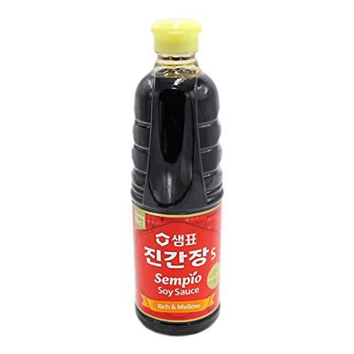 Sempio Jin S Soy Sauce 930 mL/31.4 fl oz