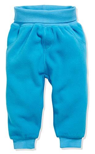 Schnizler Spodnie do biegania dla dzieci, uniseks z polarem z dzianiny, spodnie do biegania