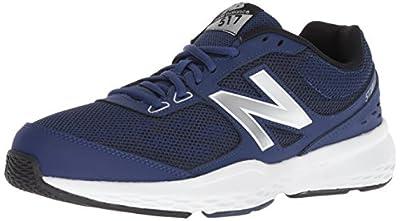 New Balance Men's 517 V1 Cross Trainer, Techtonic Blue, 11.5 D US
