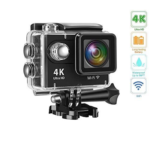 Action Camera 4K 16MP Underwater Waterproof Camera 170