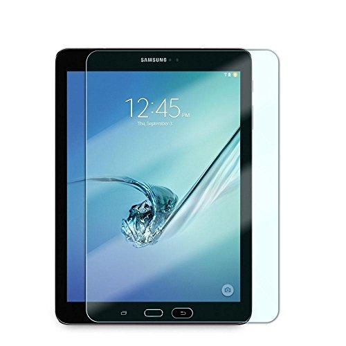 2 x beschermfolie voor Samsung Galaxy Tab S3 displaybescherming SM-T820 / SM-T825 stofbescherming folie doorzichtig helder 2 in 1