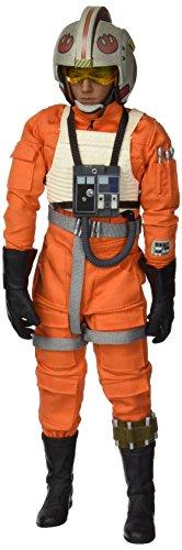 Star Wars Figura Estatua Luke Skywalker PILOTO