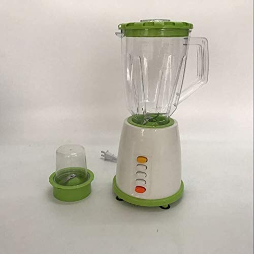 Suge Multi – Functional Gift Exhibition Cooking Machine Juice Machine Soymilk Mixer Juicer Meat Machine for Home&Travel Juicer Bottle for Juice, Smoothie and Milkshake (Color : Green)