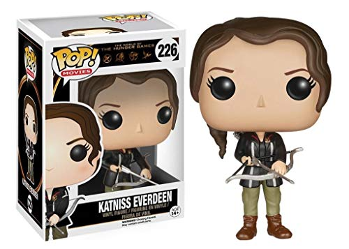 Funko Pop - The Hunger Games - Katniss Everdeen Fig. [Importación Alemana]