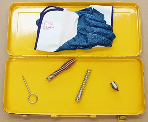 REMS Werkzeugsatz 16 Nr. 172645 für Cobra 22 Bohrer Rohrreinigung Rohre reinigen