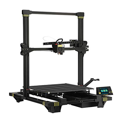 ANYCUBIC 3D Printer, Semi-auto Leveling Large FDM Printer with Ultrabase Heatbed, Suitable for 1.75 mm Filament, TPU, Hips, PLA, ABS etc. / 15.75 x 15.75 x 17.72 inch(400x400x450mm)