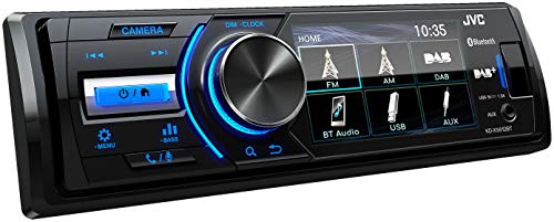 Autorradio Multimedia JVC KD-X561DBT Mechless, 1 DIN
