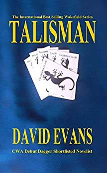 Talisman: A DI Colin Strong Investigation (The Wakefield Series Book 3) by [David Evans]