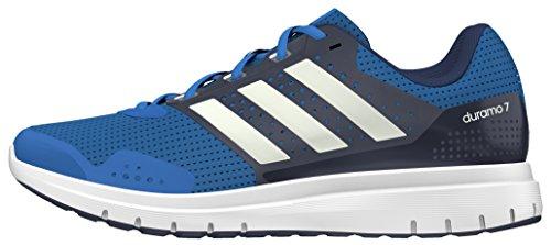 adidas Duramo 7, Zapatillas de Running para Hombre, Azul (Unity Blue/FTWR...