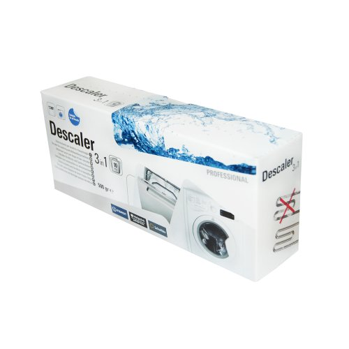 Génération Hotpoint Lave-vaisselle et machine à laver Détartrant pour calcaire 10 x 50 g